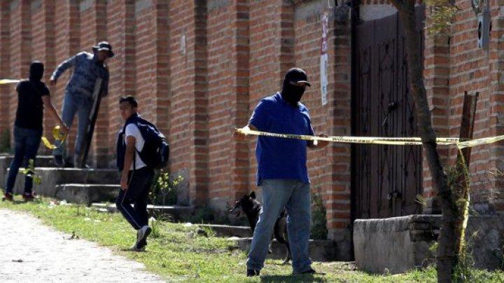 O groapă comună clandestină în care se aflau rămăşiţele a cel puţin 29 de persoane, descoperită în Mexic