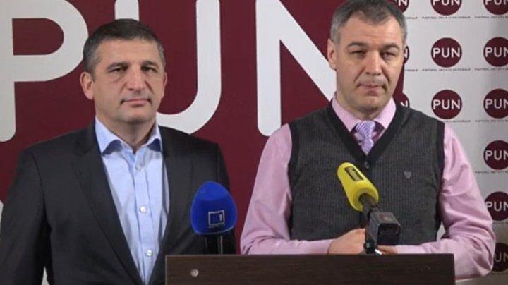 PUN își retrage candidatul pentru alegerile parlamentare din circumscripția Hîncești. Pe cine va susţine