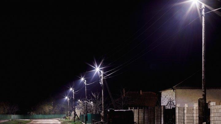 Partidul Şor PROMITE: Toate satele din raionul Orhei vor avea iluminare stradală, până la sfârşitul anului