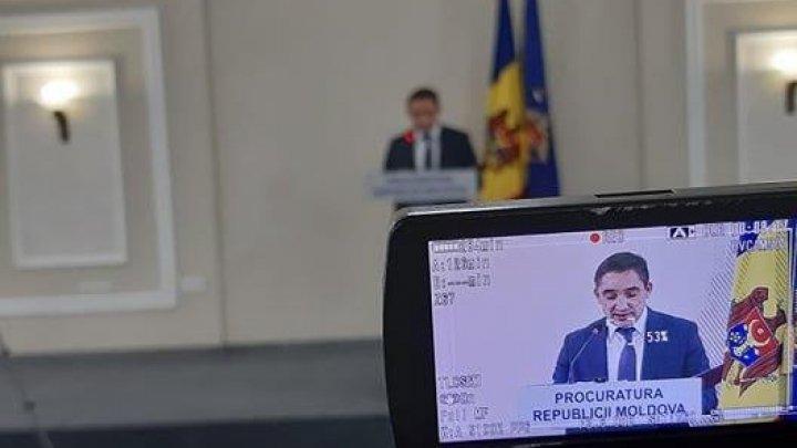 Stoianoglo a ieșit la rampă: A vorbit despre dosarul finanțării ilegale a PSRM și despre frauda bancară (VIDEO/TEXT LIVE)