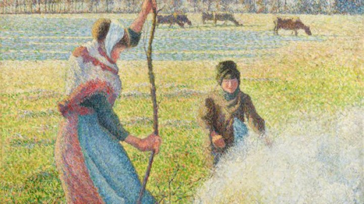 Trei capodopere neo-impresioniste care au fost furate de nazişti, scoase la licitaţie