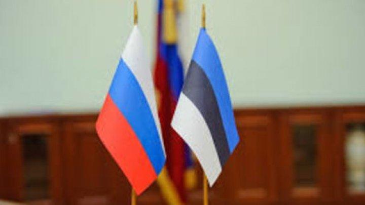 Diplomația rusă a oferit președinției estone flori, ciocolată și o sticlă de vin de Crimeea. REACŢIA preşedintelui Estoniei