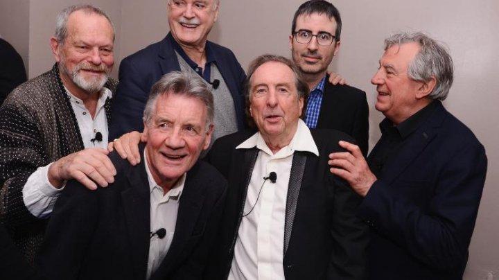A murit Terry Jones, membru al Monty Python
