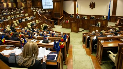 O declaraţie cu privire la comemorarea evenimentelor din 1992, MĂRUL DISCORDIEI în Parlament