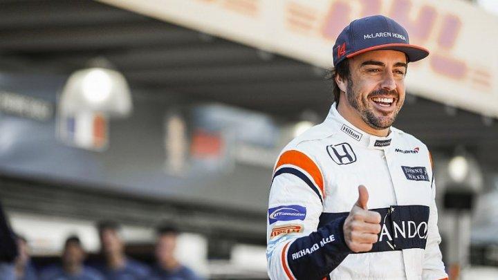 Alonso revine în Indy 500. Spaniolul va pilota pentru echipa McLaren în ediţia din acest