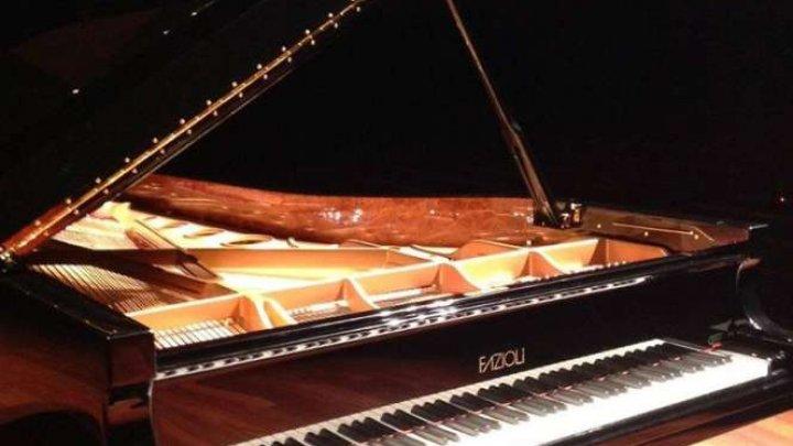 Un pian care este unic în lume a fost distrus în timpul unei mutări