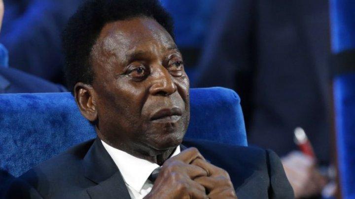 """Legendarul fotbalist Pele, într-o stare fragilă: """"Nu poate să mai meargă. E rușinat"""""""
