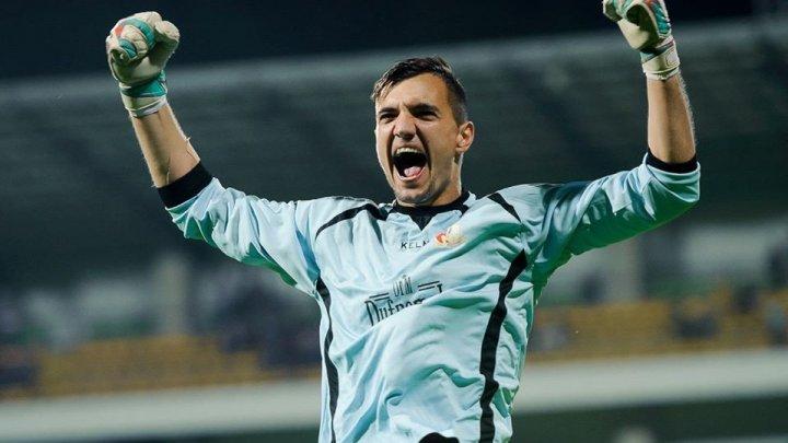 Moldoveanul Radu Mîţu a semnat un contract cu echipa Vasalunds IF din Suedia