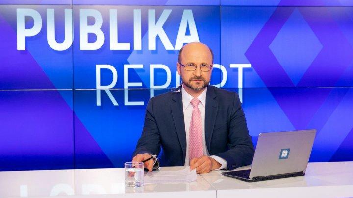 PUBLIKA REPORT. Restanțele la istorie ale unui ministru de Externe