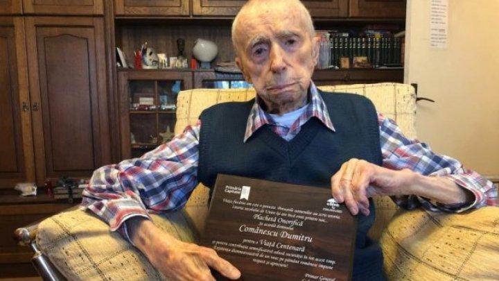 Pe locul 3 în topul celor mai longevivi bărbaţi din lume este un român