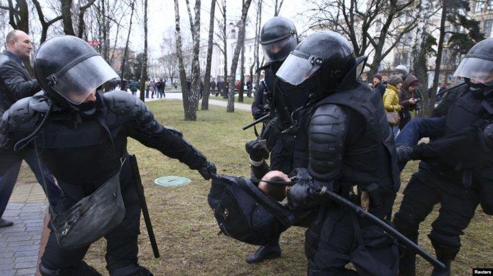 Sancțiunile UE împotriva Belarus au fost extinse pentru încă un an