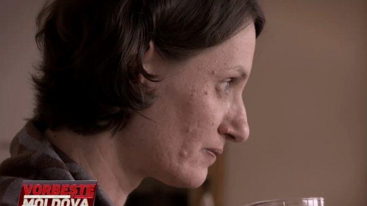 DRAMA unei cercetătoare din ţara noastră, care suferă de o boală extrem de rară, la Vorbeşte Moldova (VIDEO)