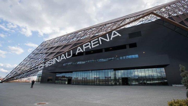 Chişinău Arena, gata în proporţie de 99%! Când va găzdui primele spectacole