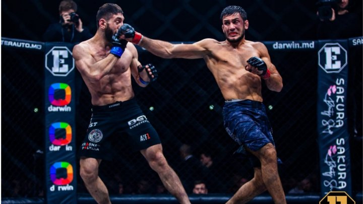 DRAMATISM LA EAGLES NEXT LEVEL. Valeriu Mircea a pierdut lupta cu Martun Mejlumyan