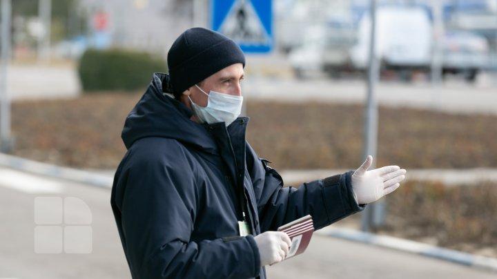 FII INFORMAT, NU PANICAT! În ultimele 24 de ore prin Aeroportul Internațional Chișinău, din Italia în țară au ajuns 745 de persoane