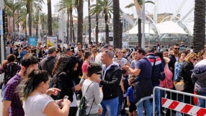 Acvariul din Genova va fi redeschis
