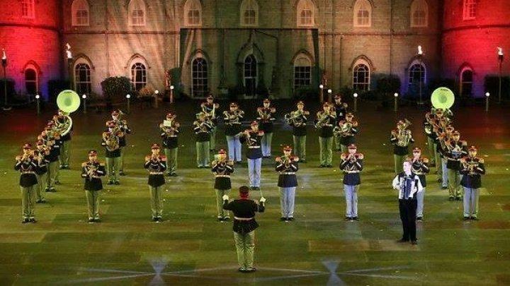 Muzica militară moldovenească răsună în Germania. Orchestrele militare ale Armatei Naţionale participă la Musikparade 2020