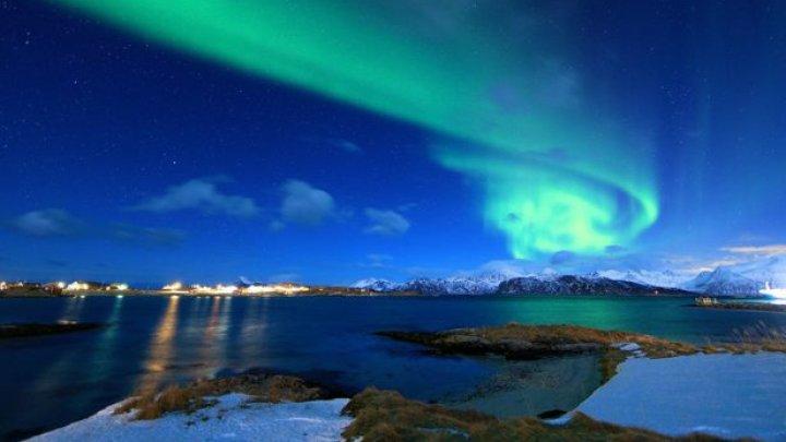 Studiu: NASA a identificat zone din Arctica din care au loc emisii de metan