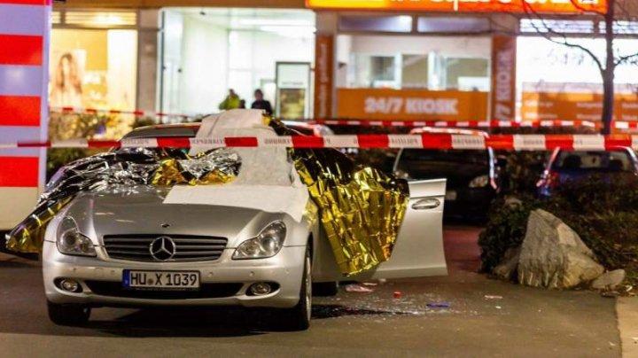 Dublu atac sângeros în Germania: Zece oameni, printre care un român, ucişi în apropiere de Frankfurt