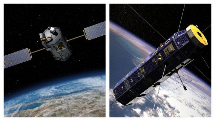Doi sateliţi au fost pe punctul de a se ciocni. Cât de aproape au fost