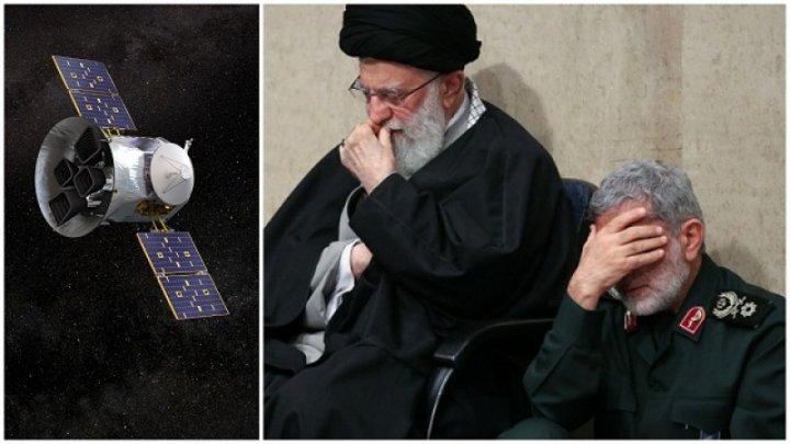 Iranul a încercat, fără succes, să lanseze în orbita Pământului un satelit