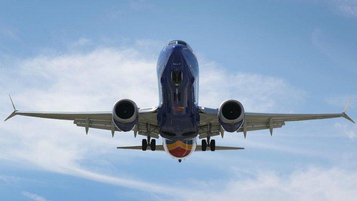 O nouă problemă descoperită la avionul Boeing 737 Max