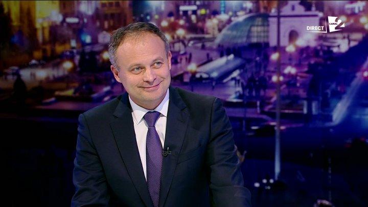 Noi detalii despre plecarea celor şase deputaţi din PDM, diseară, în direct la Canal 2