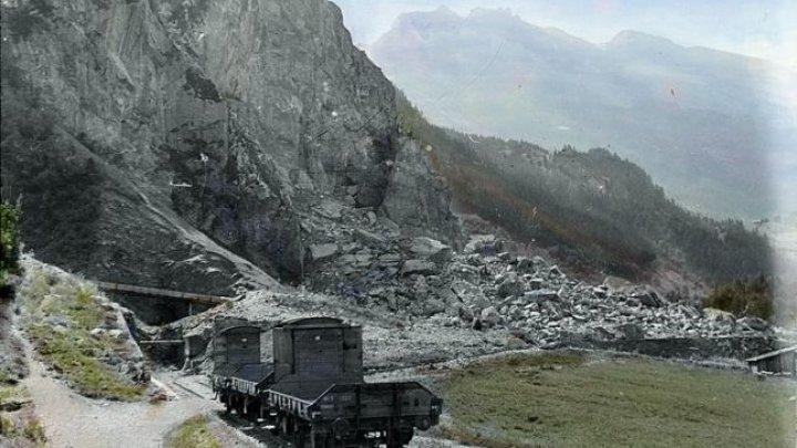Locuitorii unui sat din Elveţia trebuie să îşi părăsească casele. Care este motivul