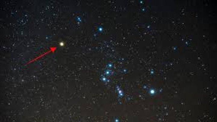 Una dintre cele mai strălucitoare stele de pe cer şi-a pierdut considerabil din intensitate