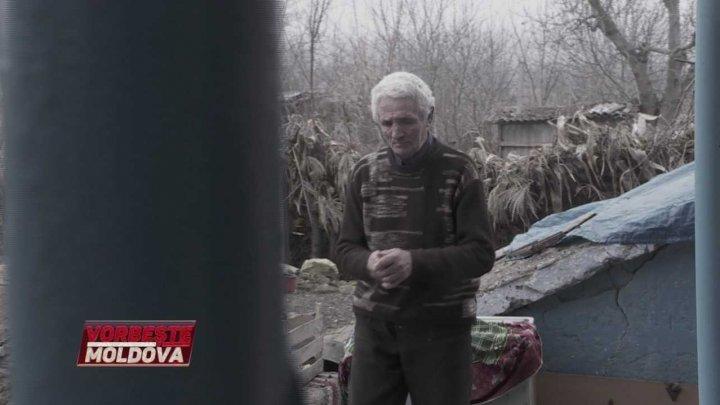Vorbeşte Moldova: Istoria bătrânului din Florești care ar fi fost alungat din spital, dezbrăcat și desculț (VIDEO)