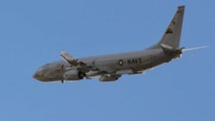 Un distrugător chinez a folosit o armă de tip laser împotriva unui avion al armatei SUA