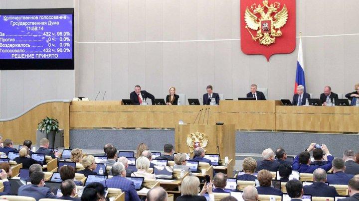 Rusia simplifică la maxim procedurile de acordare a cetățeniei pentru moldoveni