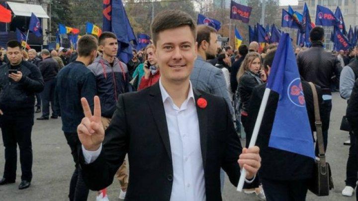 Vicepreședintele Tineretului Democrat, Ion Harghel, a părăsit echipa lui Pavel Filip