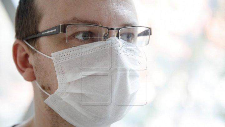 ALARMANT: În Moldova, pragul epidemiologic de gripă şi infecţii acute ale căilor respiratorii a fost depăşit