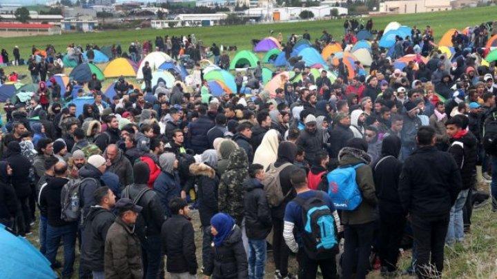 Grecia cere ajutor de la Uniunii Europene pentru repatrierea migranţilor afgani