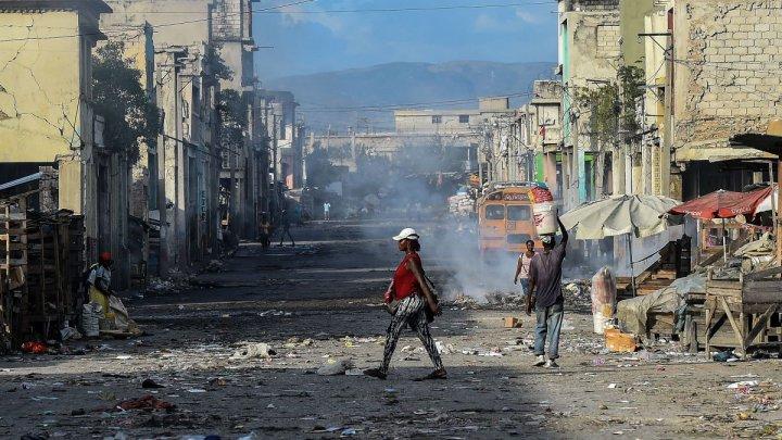 Incident șocant într-un orfelinat din Haiti: 15 copii au murit