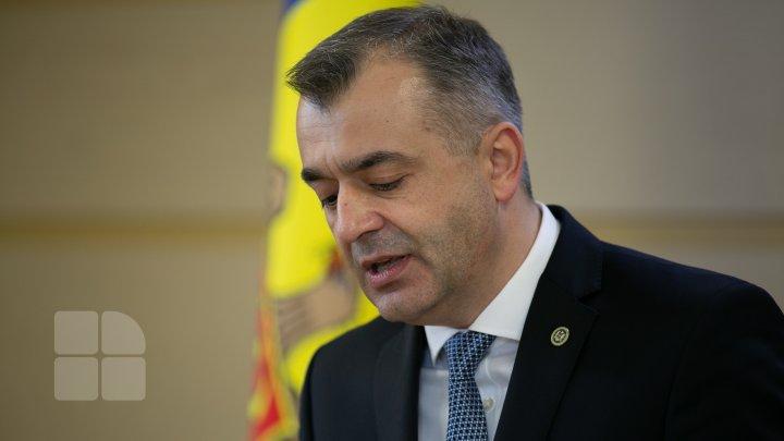Premierul încercă a treia oară: Ion Chicu va merge din nou la Parlament