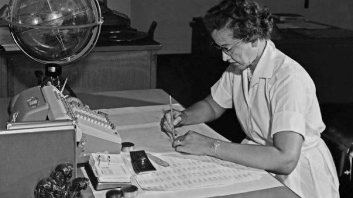 A murit Katherine Johnson, matematician NASA şi personaj principal în ''Hidden Figures''