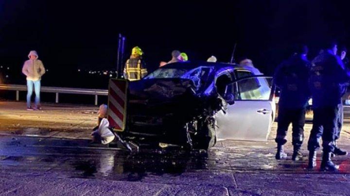 ACCIDENT CUMPLIT la Băcioi: Un şofer a murit, iar altul a scăpat cu viață ca prin urechile acului
