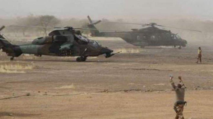 Mali: Trupele franceze au ucis aproximativ 50 de militanţi islamişti