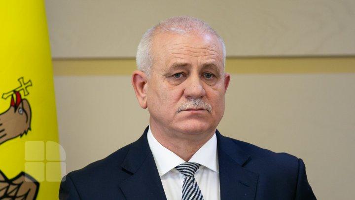 Chiril Moţpan cere demisia ministrului de Interne și a directorului SIS