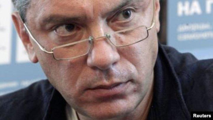 Autorităţile de la Praga ar putea stârni furia ruşilor, după ce au decis să numească o stradă în numele lui Boris Nemţov