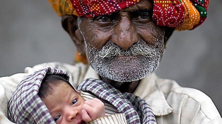 Povestea incredibilă a celui mai bătrân tată din lume! A devenit părinte la 96 de ani