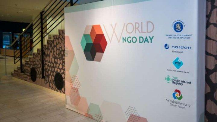 Astăzi este marcată Ziua mondială a ONG-urilor