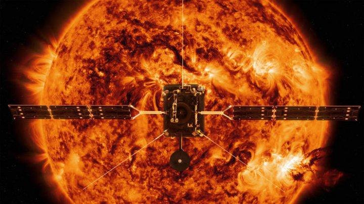 Sonda Solar Orbiter, lansată într-o misiune fără precedent către Soare (VIDEO)