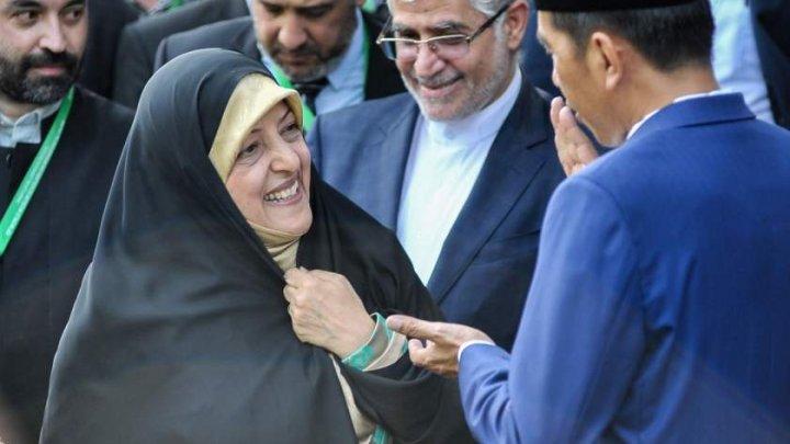 Vicepreşedintele Iranului, îmbolnăvit cu coronavirus