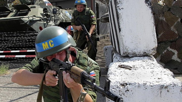 Tiraspolul cere majorarea de 10 ori a contingentului rusesc de pacificare