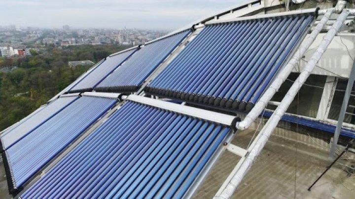 La Odesa ar putea fi construite 10 centrale solare
