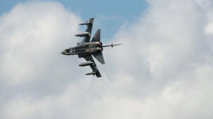 Un avion militar israelian a doborât o dronă lansată din Orientul Mijlociu