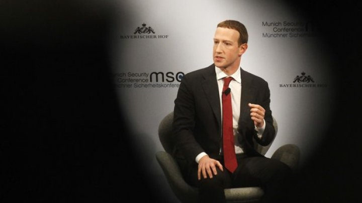 Zuckerberg a recunoscut. Facebook a avut o reacţie lentă faţă de ingerinţele ruse